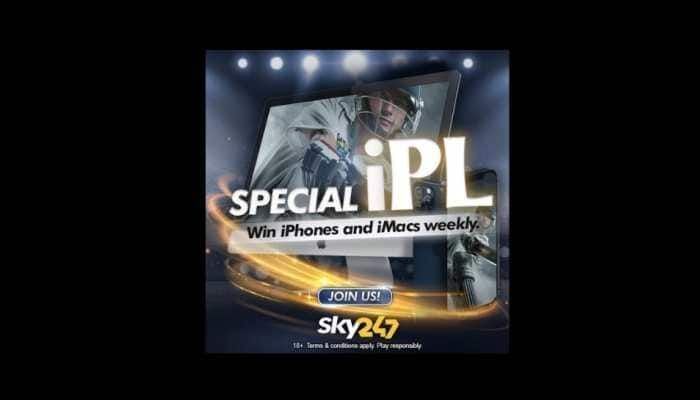 IPL: Win iPhones and iMacs weekly