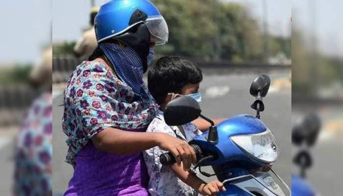 Challan for kids without helmet, check this traffic rule before riding with your child