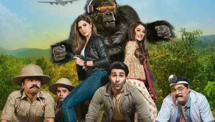 Hello Charlie movie review: Mindless monkey mayhem