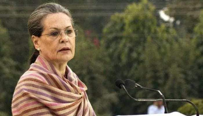 Modi govt allowed shortage of COVID-19 vaccines to be created in India, alleges Sonia Gandhi