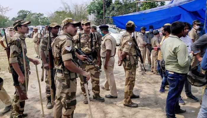EC bars CM Mamata Banerjee, other leaders from visiting violence-hit Cooch Behar district