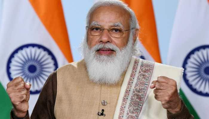 COVID-19: PM Narendra Modi's 'Tika Utsav' initiative to vaccinate maximum people begins today