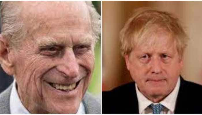UK PM Boris Johnson not to attend Prince Philip's funeral