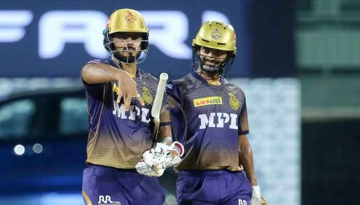 SRH vs KKR: Nitish Rana, Rahul Tripathi combine to help Kolkata Knight Riders start IPL 2021 campaign on winning note