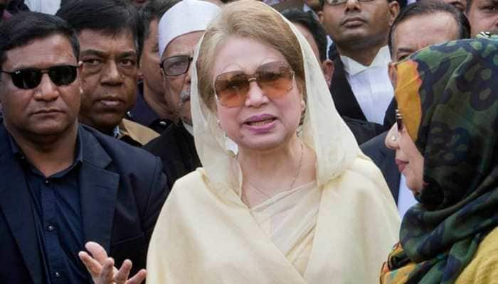 Former Bangladesh Prime Minister Khaleda Zia tests positive for COVID-19