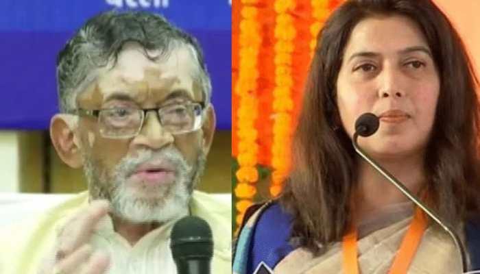 Union Minister Santosh Gangwar, BJP MP Saroj Pandey test positive for COVID-19