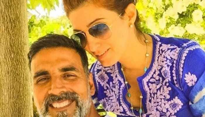 Corona positive Akshay Kumar back home from hospital, wife Twinkle Khanna is 'happy to have him'!