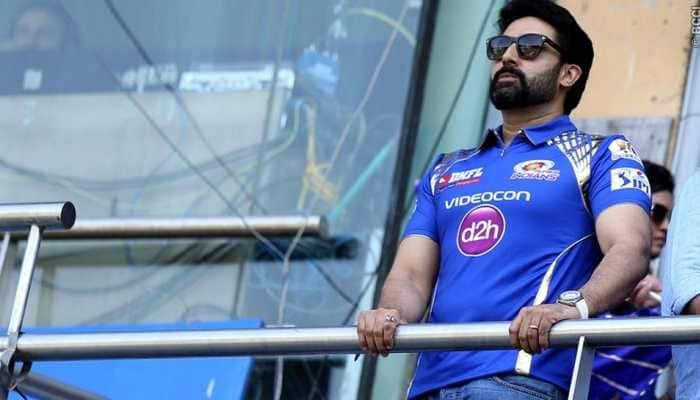 IPL 2021: Rohit Sharma or Kieron Pollard, Mumbai Indians fan Abhishek Bachchan picks his favourite player