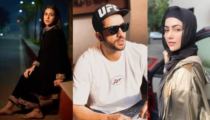 Ramadan 2021: Sara Ali Khan, Aly Goni and others wish Ramzan Mubarak