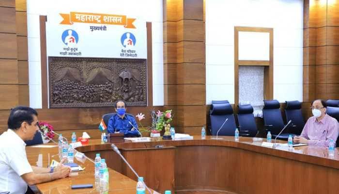 Monitor COVID-19-appropriate behaviour among people, fine violators: Maharashtra CM Uddhav Thackeray tells officials