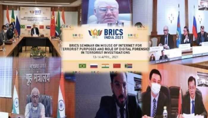 NIA organises BRICS Seminar on 'Misuse of Internet by Terrorists'