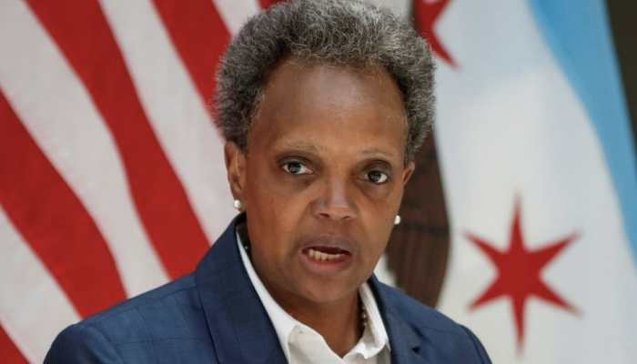 Chicago Mayor Lori Lightfoot calls for calm before police shooting video's release