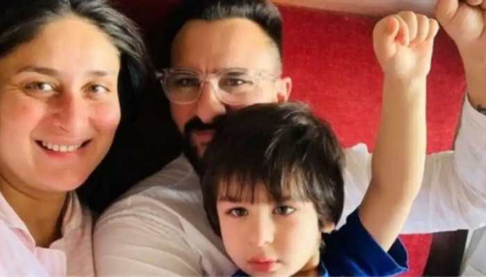 Kareena Kapoor drops FIRST adorable pic of newborn son with hubby Saif Ali Khan and little Taimur, reveals her perfect weekend date!