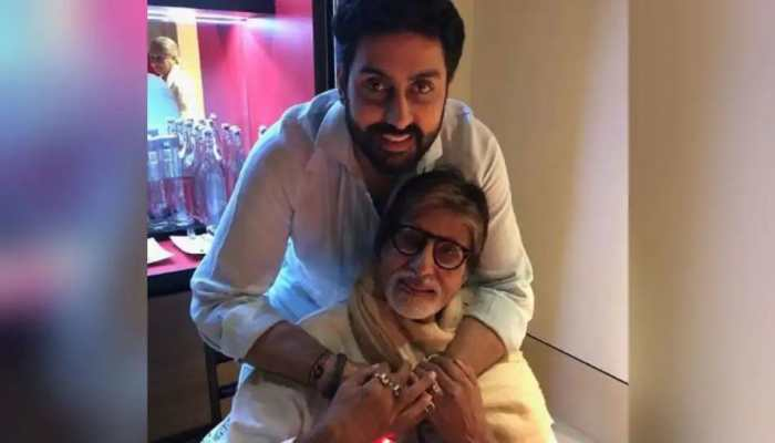 You did it, so proud: Amitabh Bachchan hails son Abhishek Bachchan on 'The Big Bull' becoming biggest opener of 2021