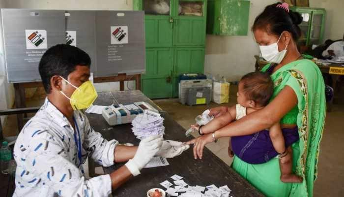 Madhya Pradesh: Voting begins for Damoh assembly bypoll