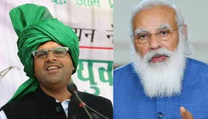 Farmers protest: Haryana Deputy CM Dushyant Chautala requests Prime Minister Narendra Modi to resume talks