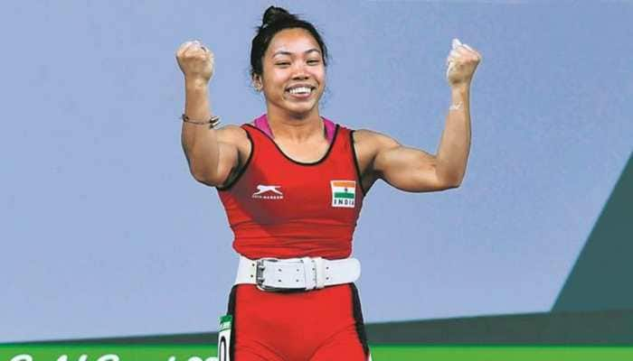 Asian Weightlifting Championships: India's Mirabai Chanu creates new world record, thanks Kiren Rijiju for providing 'best facilities'