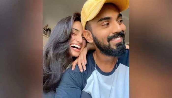 Athiya Shetty wishes rumoured cricketer boyfriend KL Rahul on birthday, shares unseen goofy pics!