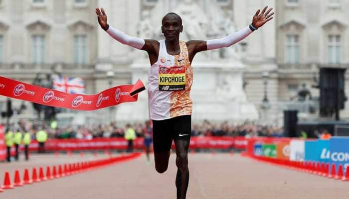 Eliud Kipchoge ready for Tokyo Olympics, clocks world-leading time in Netherlands