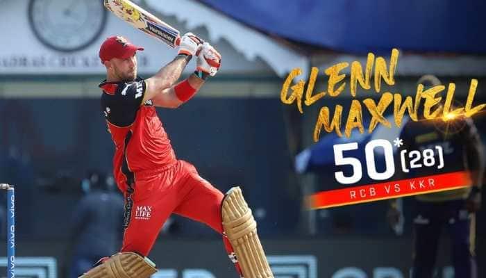 IPL 2021 RCB vs KKR: Virender Sehwag, netizens troll Punjab Kings as Glenn Maxwell hits second consecutive fifty