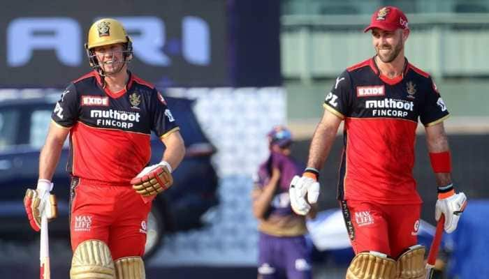 RCB vs KKR: Glenn Maxwell, AB de Villiers script unique record, become first to achieve THIS in IPL history