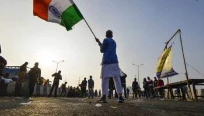 Farmers' protests: Cement barriers removed from Delhi-Uttar Pradesh's Ghazipur border