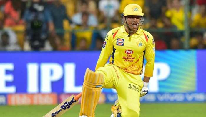 IPL 2021 CSK vs RR: Netizens troll MS Dhoni after he struggles with bat again