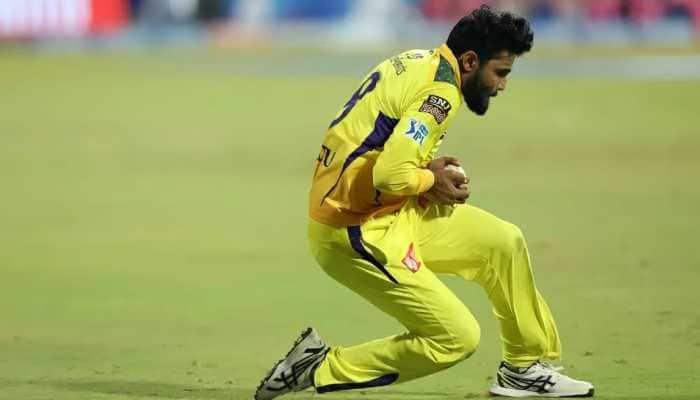 IPL 2021: CSK all-rounder Ravindra Jadeja's celebration after four catches goes viral, Watch