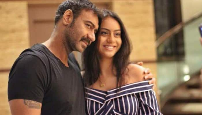 Ajay Devgn wishes daughter Nysa on birthday, says such 'small joys' are only break in stressful times