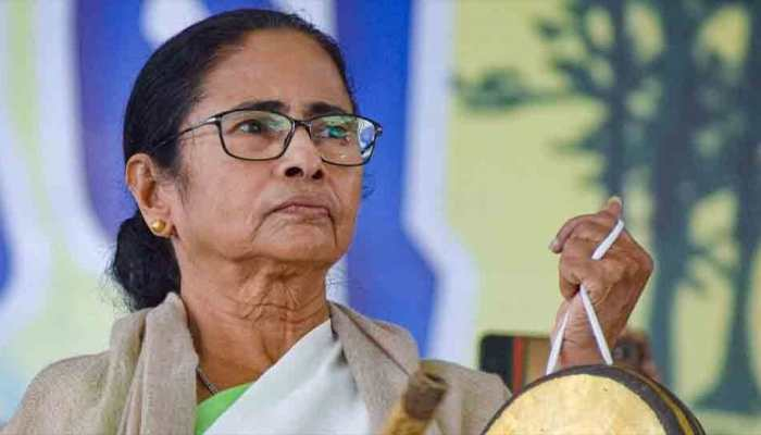'Second wave of COVID-19 is Modi-made disaster': CM Mamata Banerjee hits out at PM