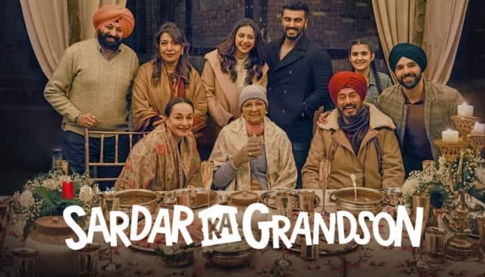 Sardar Ka Grandson trailer: Arjun Kapoor will make impossible possible to fulfill wish of grandmother Neena Gupta | Movies News | Zee News