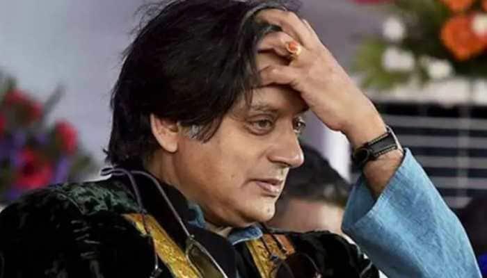 Shashi Tharoor falls for fake news, tweets about Sumitra Mahajan's death, deletes it later