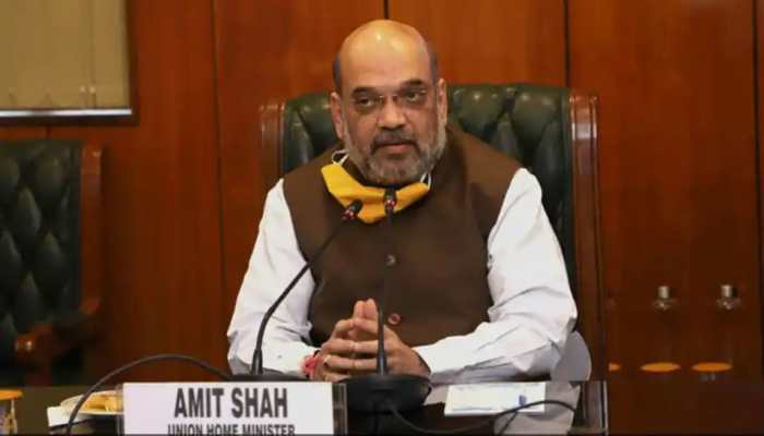 Amit Shah reviews COVID situation, orders measures to enhance oxygen supply