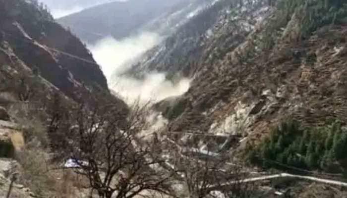 8 dead, 4 injured in Uttarakhand's Joshimath avalanche, CM Tirath Singh Rawat conducts aerial survey