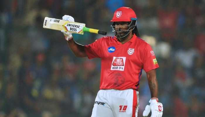 IPL 2021: Chris Gayle enacts Amrish Puri's signature dialogue 'Mogambo khush hua', leaves teammates in splits - WATCH