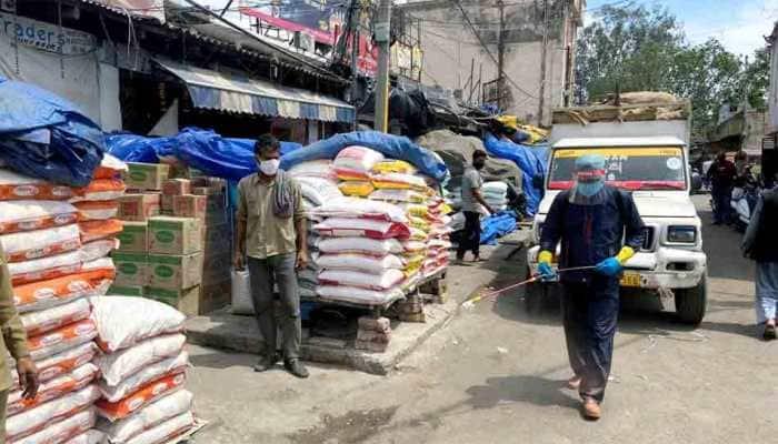 Jammu and Kashmir announces 34-hour complete corona curfew