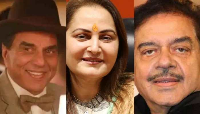 Jaya Prada recalls Dharmendra being shy during romantic scenes, spills the beans about Shatrughan Sinha