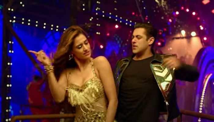 Salman Khan's swag, Disha Patani's killer moves in Seeti Maar song will blow you away - Watch