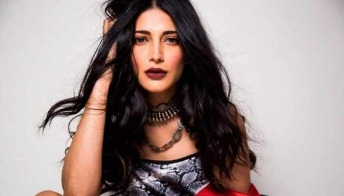 Being an actor doesn't stop me from experimenting with looks: Shruti Haasan