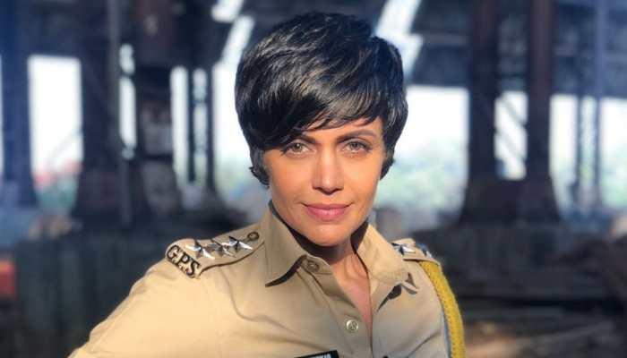 Mandira Bedi to play cop in murder mystery web series