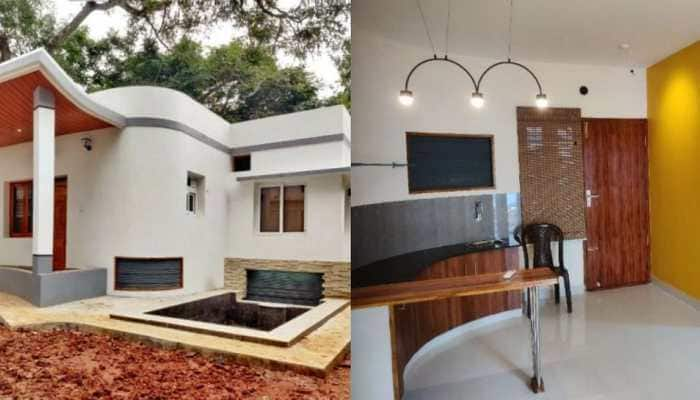 Peek inside India's first ever 3D printed house, as IIT Madras creates history