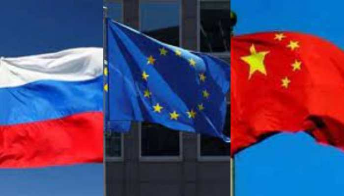 EU accuses Russia, China of spreading misinformation about Western vaccines