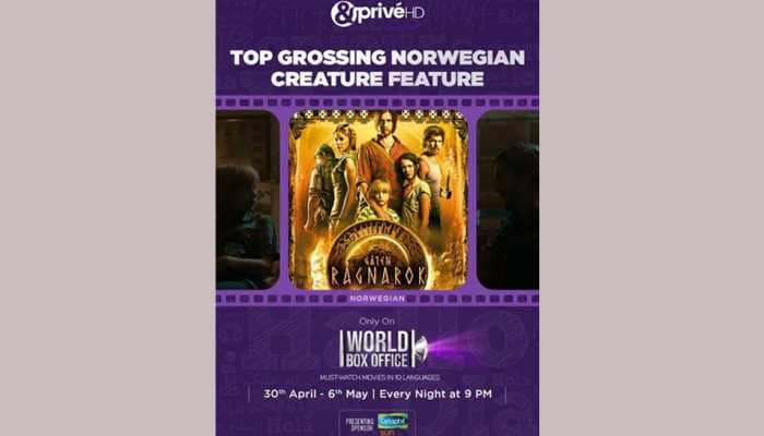 &PrivéHD premieres top-grossing Norwegian monster movie 'Ragnarok' next on World Box Office