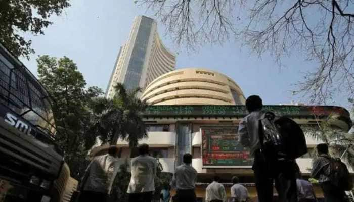 Market update: Sensex down by 400 points, Nifty below 14,800