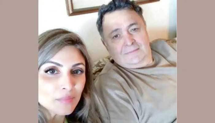 Rishi Kapoor's daughter Riddhima Kapoor Sahni remembers father on first death anniversary, says 'if only I could hear you call me mushk again'