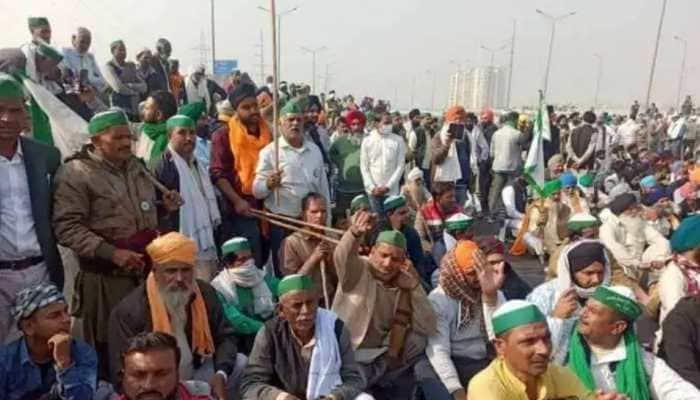 Protesting farmers to celebrate May 1 as Mazdoor Kisan Ekta Diwas