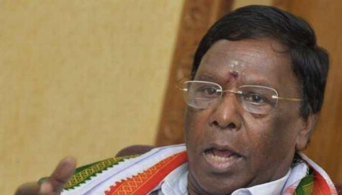 Exit polls unreliable, misleading, says former Puducherry CM V Narayanasamy