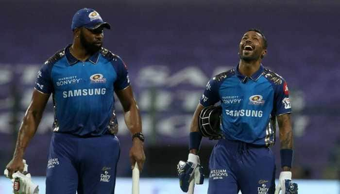 IPL 2021 MI vs CSK: 'Pollard is G.O.A.T,' say Pandya brothers