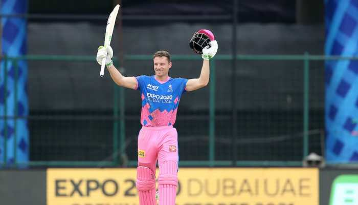 RR vs SRH: Jos Buttler stands tall against Sunrisers Hyderabad, smashes maiden IPL ton and tumbles several records