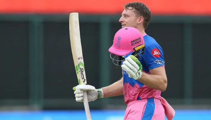 RR vs SRH: Jos Buttler's message for former teammate Alastair Cook after smashing maiden IPL ton; check here